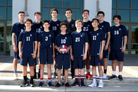 Boys JV Volley Ball