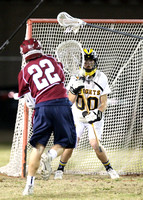 St Margaret's High School Lacrosse